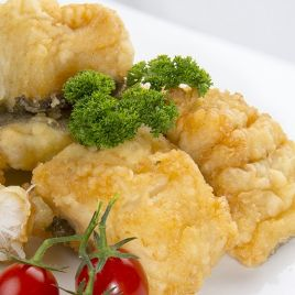 Filetto di Merluzzo Fritto